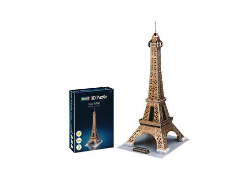 Revell 00200 Eiffel Tower 3D Puzzle