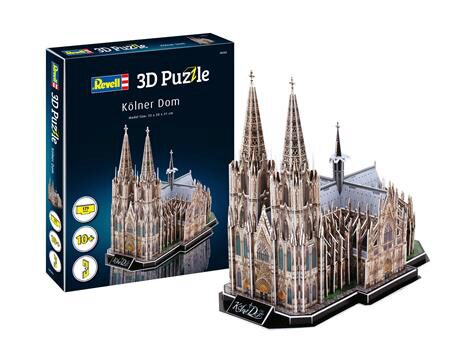Revell 00203 Cologne Cathedral 3D Puzzle