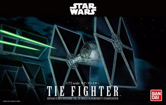 Revell 01201 TIE Fighter