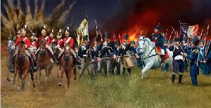 Revell 02450 Figuren Set 200 J. Schlacht bei Waterloo