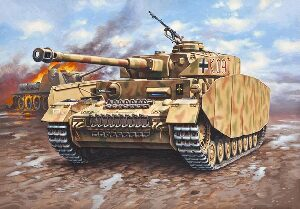 Revell 03184 PzKpfw. IV Ausf.H
