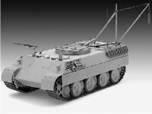 Revell 03238 Sd.Kfz. 179 Bergepanther  1/35