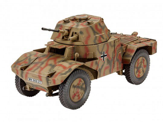 Revell 03259 Armoured Scout Vehicle P204(f)