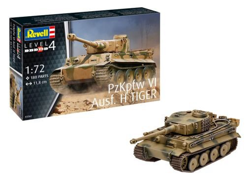 Revell 03262 PzKpfw VI Ausf. H TIGER