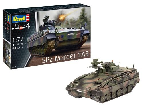 Revell 03326 SPz Marder 1A3