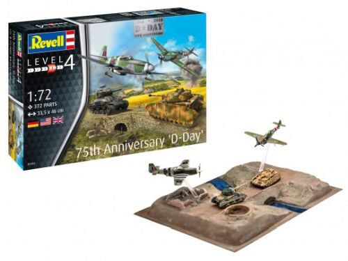 Revell 03352 75 Years D-Day Set