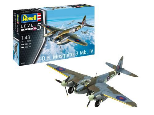 Revell 03923 D.H. Mosquito B Mk. IV