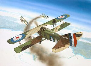 Revell 04192 Spad XIII C-1