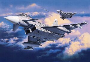 Revell 04282 Eurofighter Typhoon (single seater)