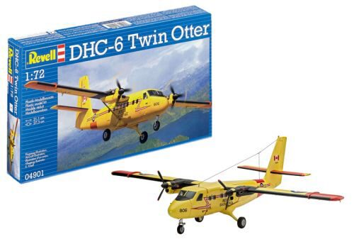 Revell 04901 DHC-6 Twin Otter