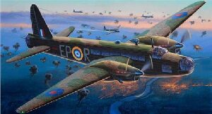 Revell 04903 Vickers Wellington Mk.II