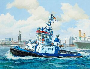 Revell 05213 Hafenschlepper Fairplay I,III,X