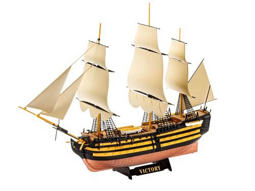 Revell 05819 Admiral Nelson Flagship (HMS Victory)