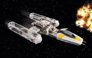 Revell 06699 Star Wars Y-Wing Fighter