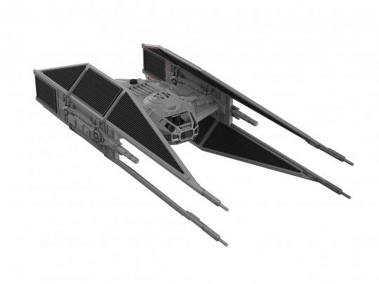 Revell 06760 Star Wars Build & Play Kylo Rens TIE Fighter
