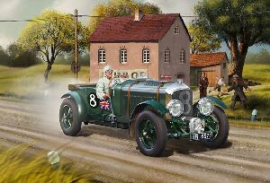 Revell 07007 Bentley 4,5L Blower