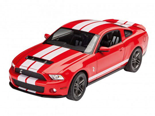 Revell 07044 2010 Ford Shelby GT 500