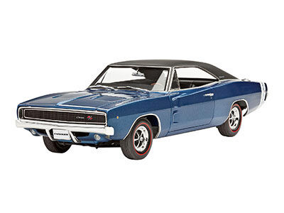 Revell 07188 1968 Dodge Charger R/T