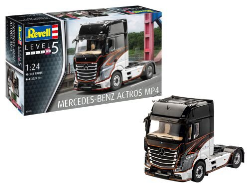 Revell 07439 Mercedes-Benz Actros MP4