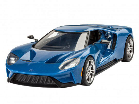 Revell 07678 2017 Ford GT
