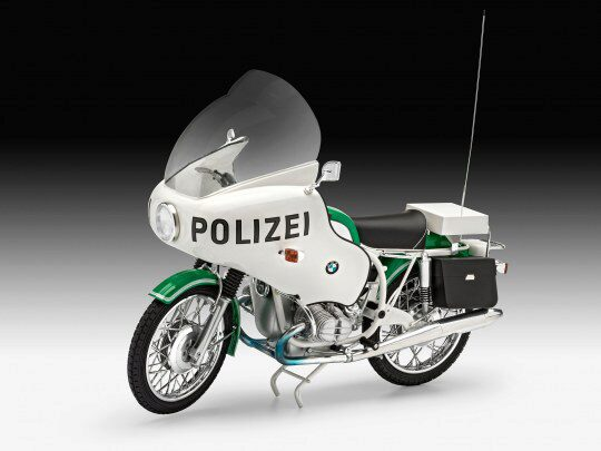 Revell 07940 BMW R75/5 Police