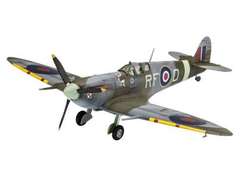 Revell 63897 Model Set Spitfire Mk. Vb
