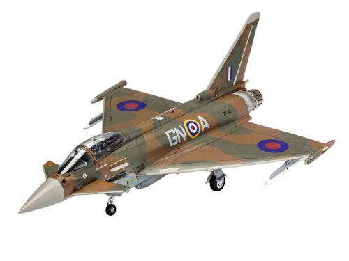 Revell 63900 Model Set 100 Years RAF: Eurofighter Typhoon RAF