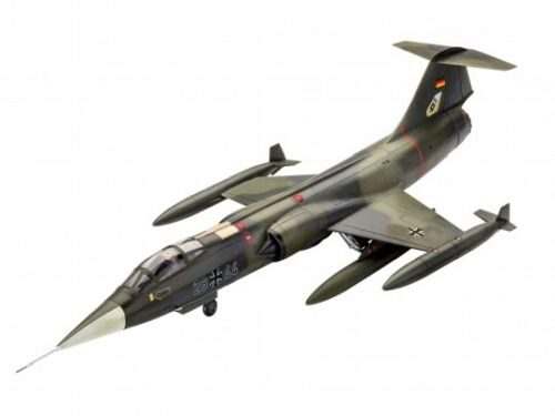 Revell 63904 Model Set F-104G Starfighter