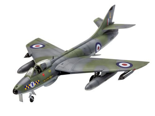 Revell 63908 Model Set 100 Years RAF: Hawker Hunter FGA.9