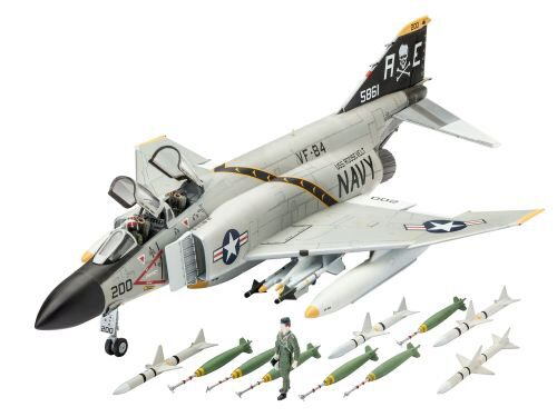 Revell 63941 Model Set F-4J Phantom II