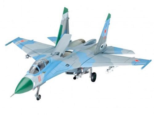 Revell 63948 Model Set Suchoi Su-27 Flanker