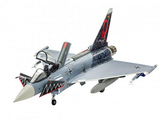 Revell 63952 Model Set Eurofighter Typhoon