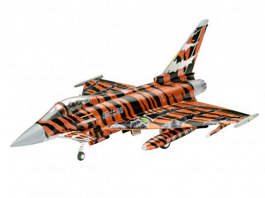 Revell 63970 MS Eurofighter Bronze Tiger