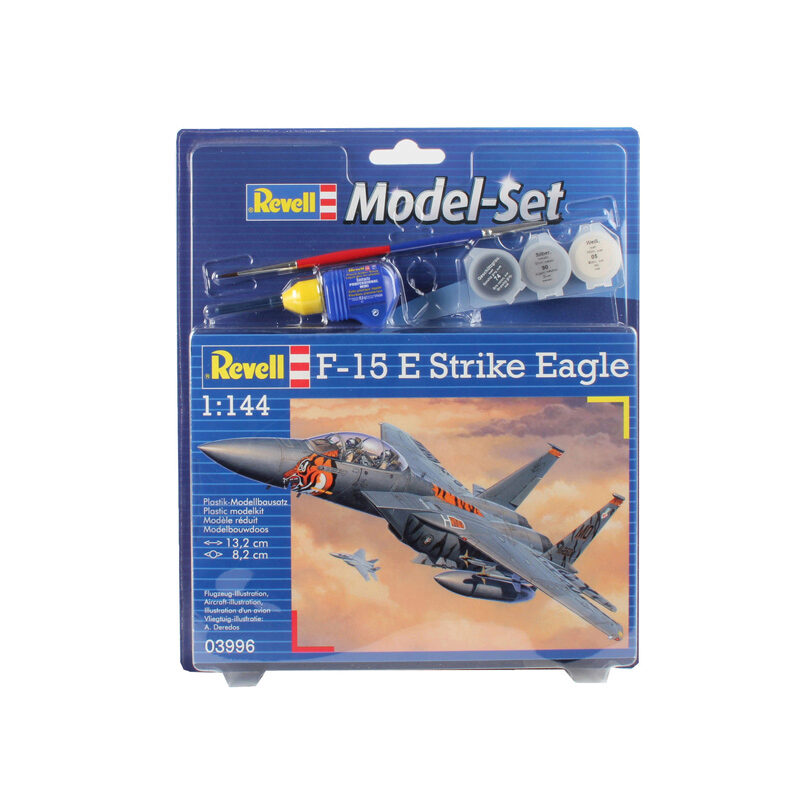 Revell 63996 Model Set F-15E Strike Eagle