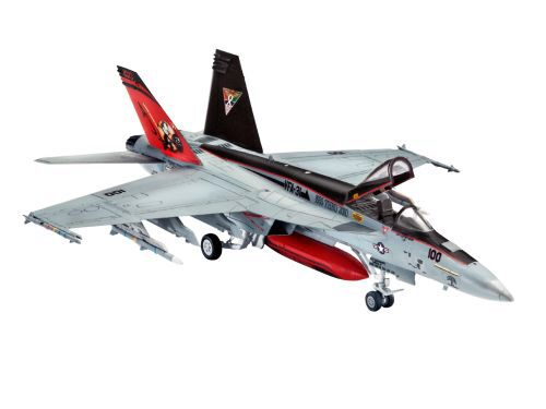 Revell 63997 Model Set F/A-18E Super Hornet