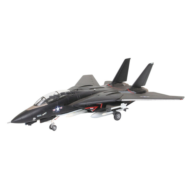 Revell 64029 Model Set F-14A Black Tomcat