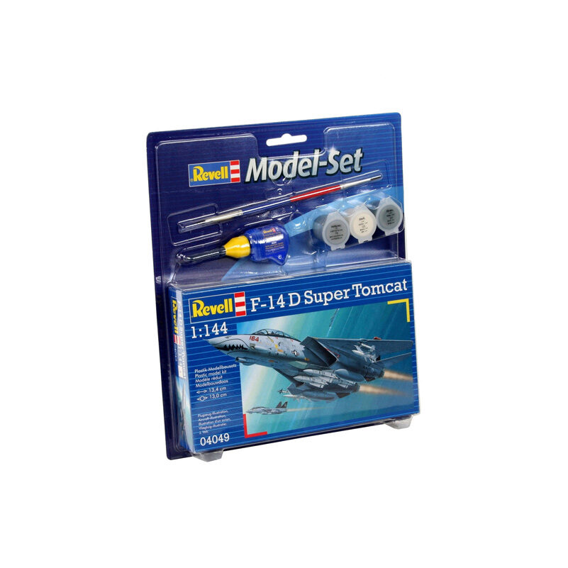 Revell 64049 Model Set F-14D Super Tomcat
