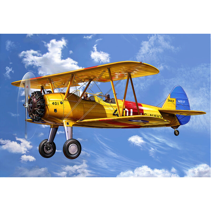 Revell 64676 Model Set Stearman Kaydet