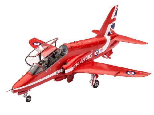 Revell 64921 Model Set BAe Hawk T.1 Red Arrows