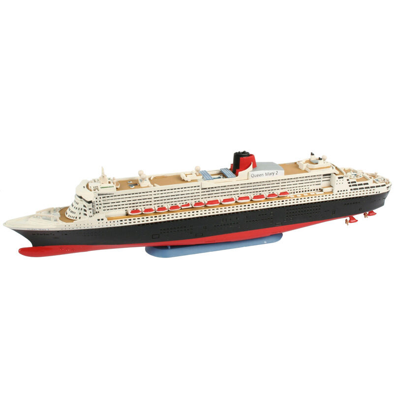 Revell 65808 Model Set Ocean Liner Queen Mary 2