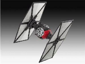 Revell 06751 Star WarsFirst Order Special Forces TIE Fighter Build & Play