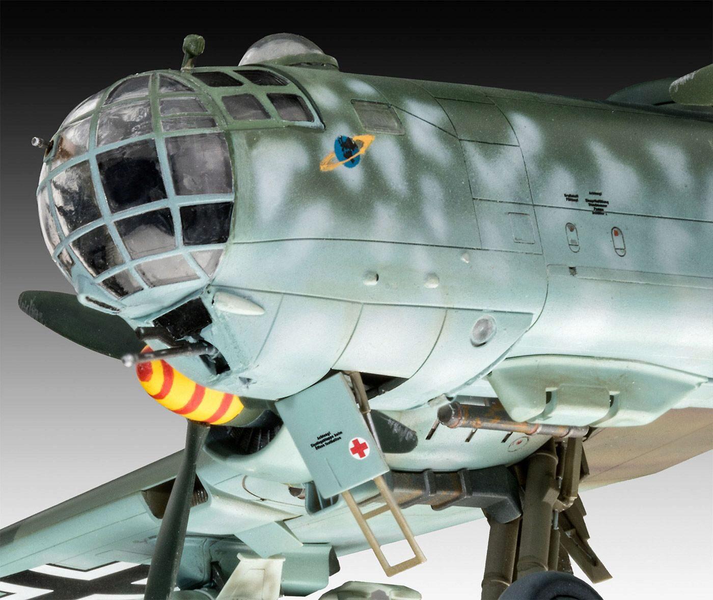 """Revell 03913 Heinkel He177 A-5 /""""Greif/"""" Bausatz 1:72 NEU"""
