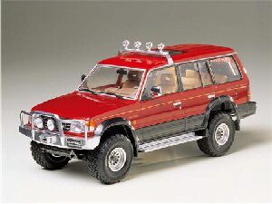 Tamiya 24124 1724 Mitsubishi Pajero / Montero Sports Option