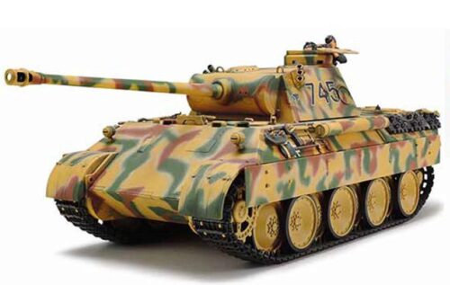 Tamiya 25182 German Tank Panther Ausf.D Special Edition