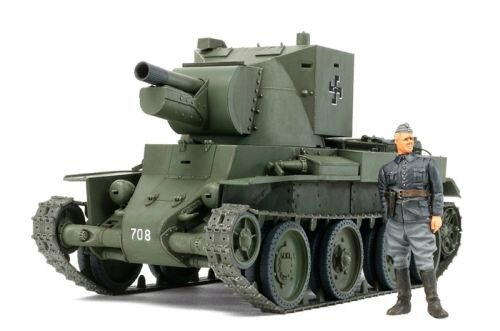 Tamiya 35318 Finnish Army Assault Gun BT-42
