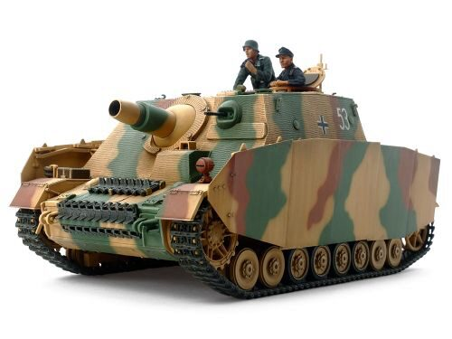 Tamiya 35353 1/35 German Assault Tank IV Brummbär Late P.