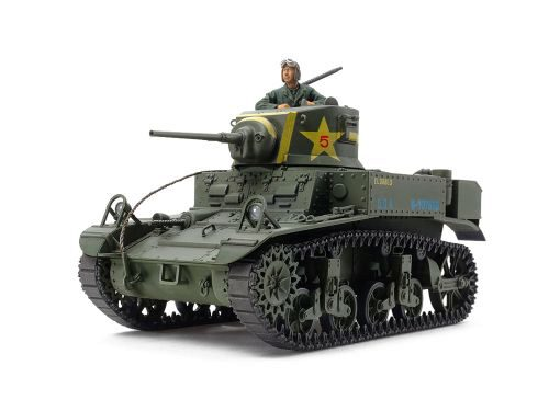Tamiya 35360 U.S.Light Tank M3 Stuart late Production