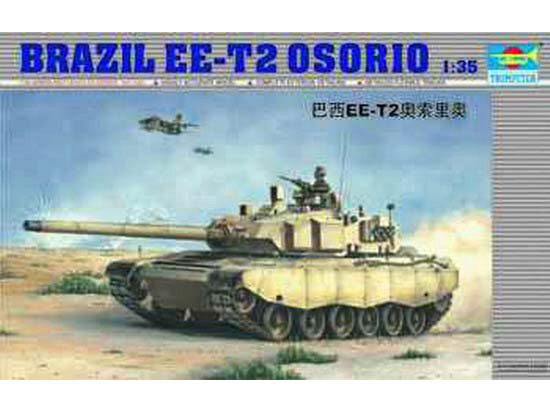 Trumpeter  00333 1/35 Brazil EE - Osorio Tank