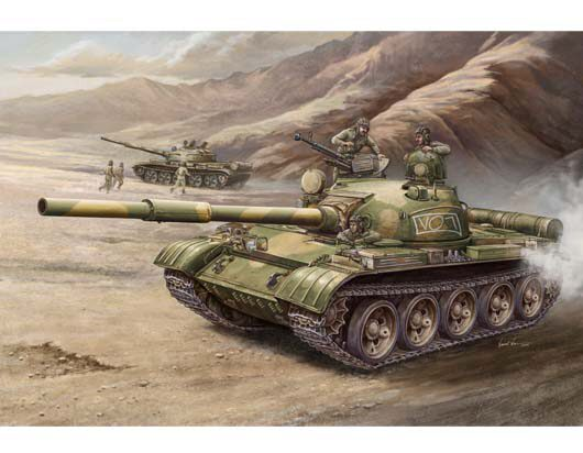Trumpeter  00377 1/35 T-62 Mod 1972