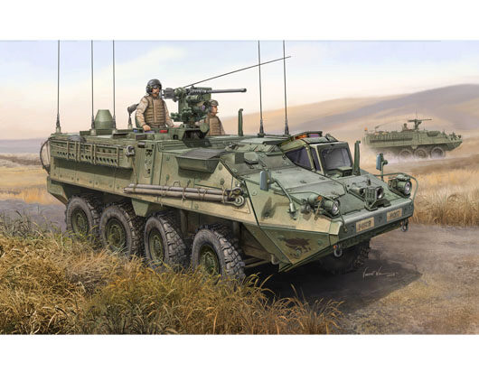 Trumpeter  00397 1/35 M1130 Stryker Command Ve